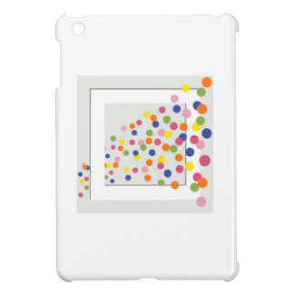 Framed Circles iPad Mini Case
