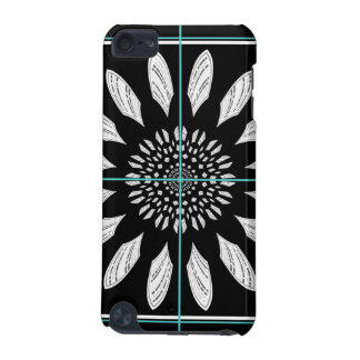 Framed daisy iPod touch (5th generation) covers