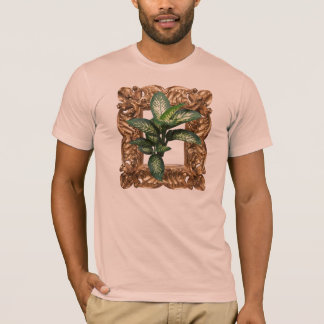 Framed House Plant T-Shirt