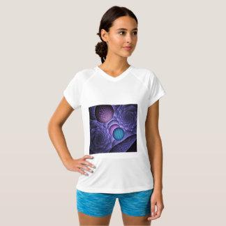 'Framework Spheres' custom fractal art T-Shirt