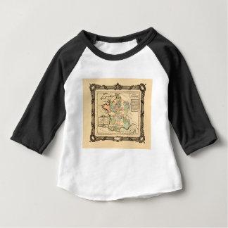 France 1765 baby T-Shirt