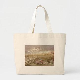 France 1975.jpg large tote bag