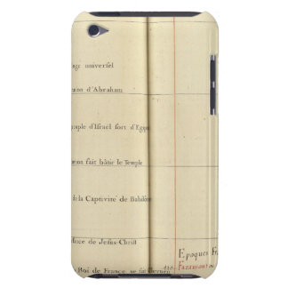 France 38 iPod touch case