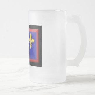 France-Anjou Flag Coffee Mug