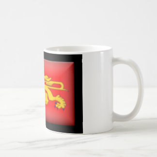 France-Aquitaine Flag Coffee Mug
