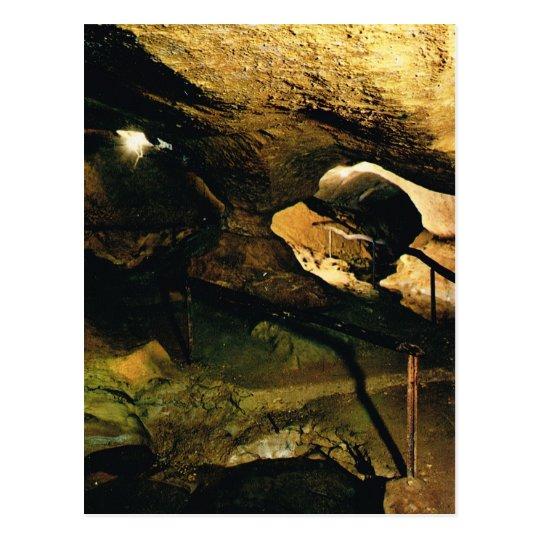 France, Arbois, Grotte des planches Postcard