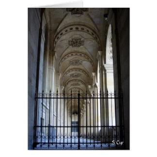 France Archway, S Cyr Card