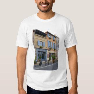 France, Arles, Provence, hotel and restaurant Shirts