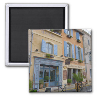 France, Arles, Provence, hotel and restaurant Square Magnet