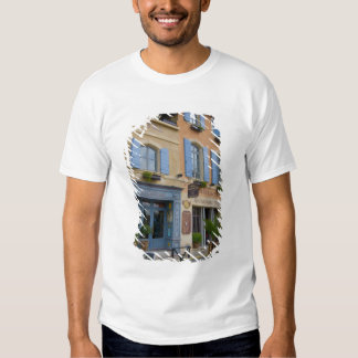 France, Arles, Provence, hotel and restaurant T-shirts