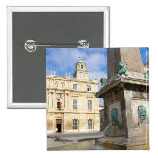 France Arles Provence Place de la Pins