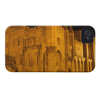 France, Avignon, Provence, Papal Palace at night 2 Blackberry Bold Covers