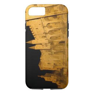 France, Avignon, Provence, Papal Palace at night iPhone 7 Case