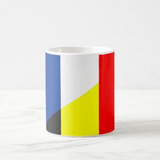 france belgium flag country symbol flag coffee mug