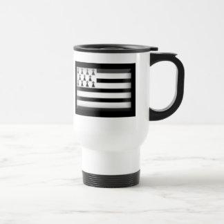 France-Britanny Flag Coffee Mug