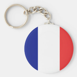 FRANCE Button keychain