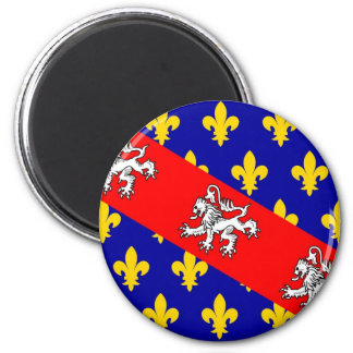france country region marche flag province fridge magnet