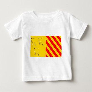france-Flag Baby T-Shirt