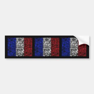 France - Flag Bumper Sticker
