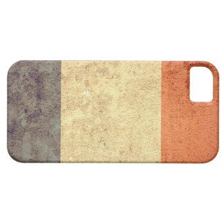 France Flag - Grunge iPhone 5 Cases