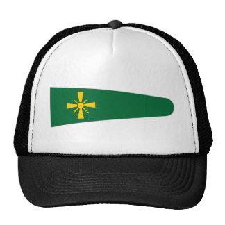 France Flag Mesh Hats