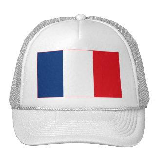 France Flag (light) Hat
