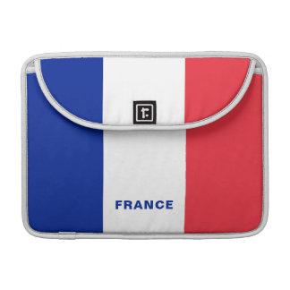 France Flag MacBook Sleeve Pro