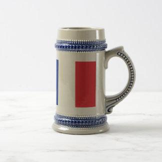 France Flag Mugs