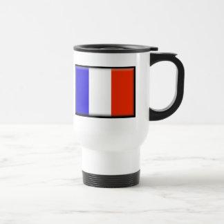 France Flag Coffee Mugs