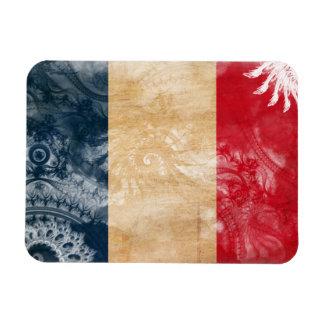 France Flag Rectangular Photo Magnet