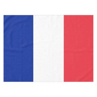France Flag Tablecloth