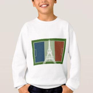 France football-Flag Sweatshirt
