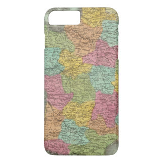 France In Departments 2 iPhone 7 Plus Case