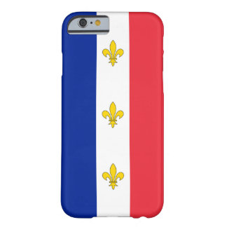 France iPhone Case - Tricolour & Fleurs-de-Lys