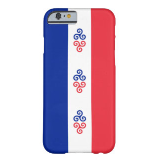 France iPhone Case - Tricolour & Triskeles