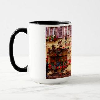 France landscape mug
