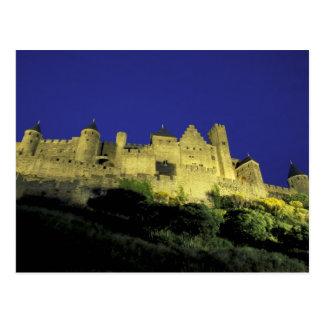 FRANCE, Languedoc Carcassonne Postcard