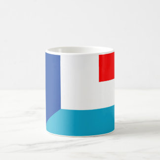 france luxembourg flag country half symbol coffee mug