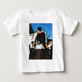 France, meet the Flanders giants Baby T-Shirt