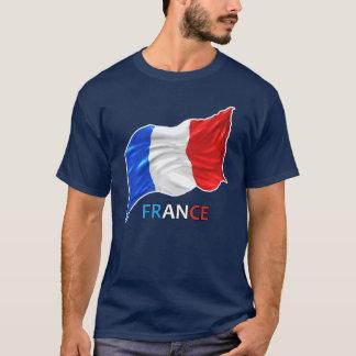 France National flag (omazou) T-Shirt