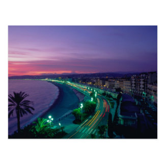 France, Nice. Postcard