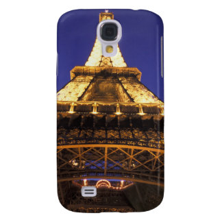 FRANCE, Paris Eiffel Tower, evening view Samsung Galaxy S4 Cases