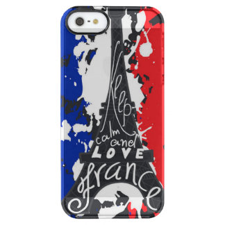 France Paris iphone SE Case Skin Cover