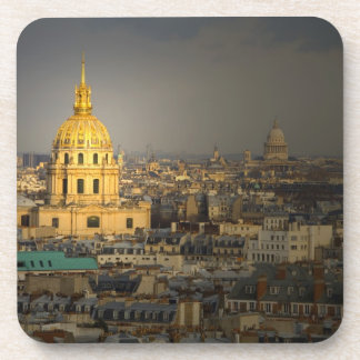 France, Paris. Les Invalides seen from the Beverage Coasters