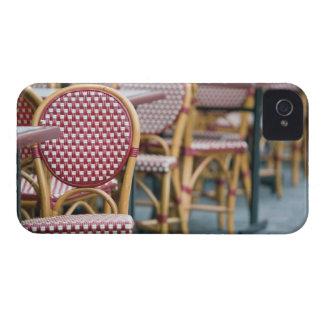FRANCE, PARIS, Montmartre: Place du Tertre, Cafe Case-Mate iPhone 4 Case