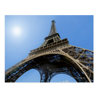 FRANCE, PARIS, TOUR EIFFEL POSTCARD