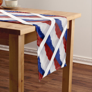 FRANCE SHORT TABLE RUNNER