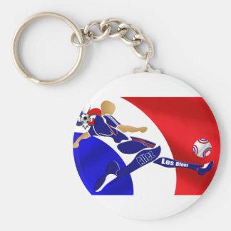 France Soccer - Brazil 2014 Euro 2012 Football Key Ring