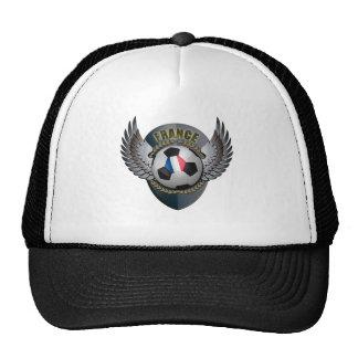 France Soccer Crest Mesh Hats