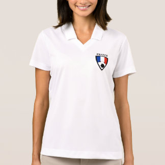 France Soccer Polo Shirt